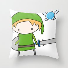 Link - The Legend of Zelda Throw Pillow