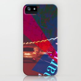 Story of the Roads - 3 iPhone Case
