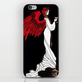 Angel of Life iPhone Skin
