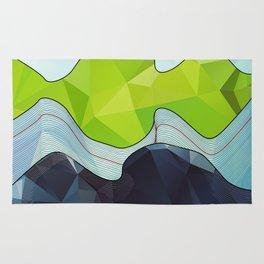 The Poly Landscape Rug