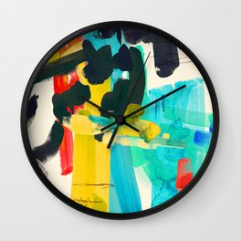 Lonely Water Wall Clock