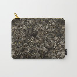 Fit In (autumn night colors) Carry-All Pouch