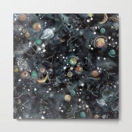 Cosmic Universe Metal Print