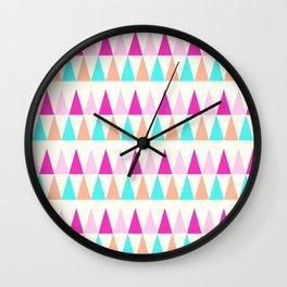 Summer Slice Wall Clock