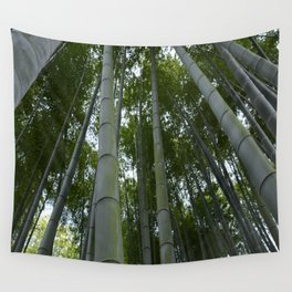 Bambu forest Wall Tapestry