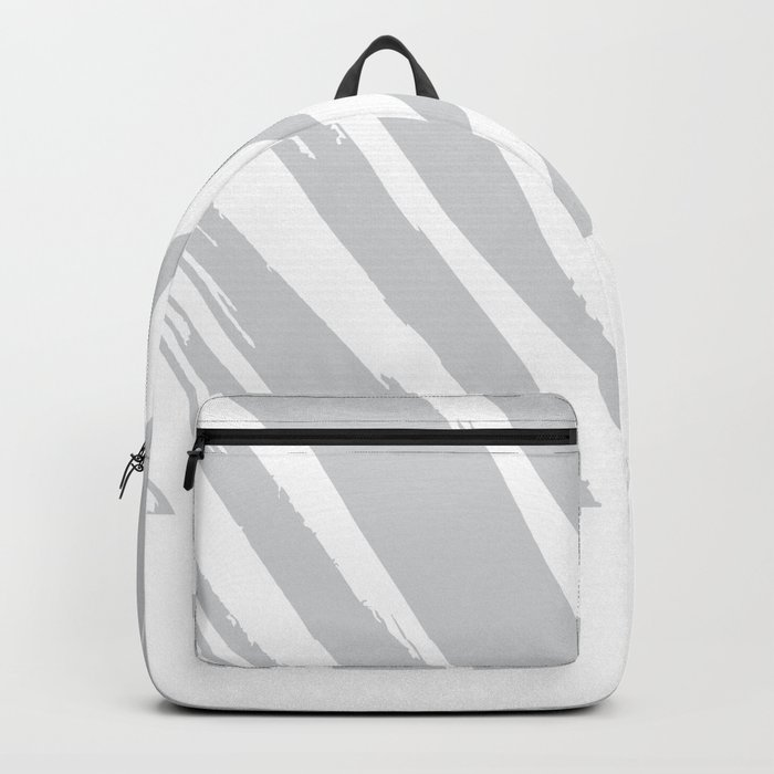 Grey #Palm Backpack