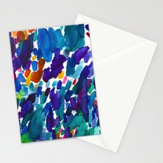 watercolor color study vol 1 Stationery Cards