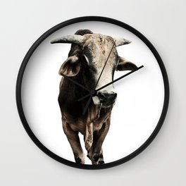 Indian Cow India Wall Clock