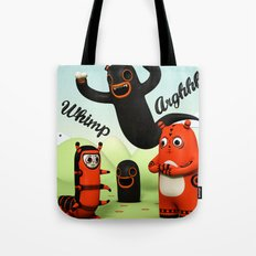 Sniff and Boo Tote Bag