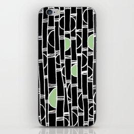 Bamboogie Pattern iPhone Skin