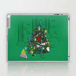 Link's Real Inventory Laptop & iPad Skin