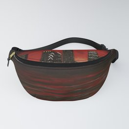 Leaves of Change Fanny Pack