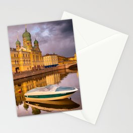 Church of the Holy Isidorovskaya Stationery Cards