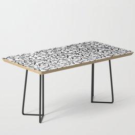 Truss Coffee Table