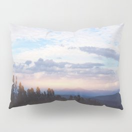 Landscape & Clouds Pillow Sham