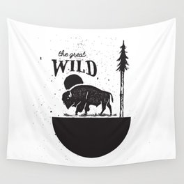 The Great Wild Wall Tapestry
