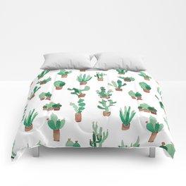 little cactus Comforters