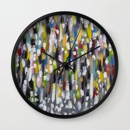 Illusive Dreams Wall Clock