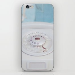 Ring Ring iPhone Skin