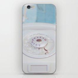 Ring Ring iPhone Skin