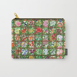 Vine O' Plenty Carry-All Pouch