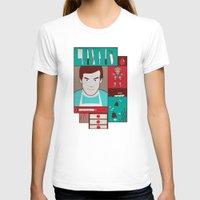 dexter T-shirts featuring Dexter by Josè Sala