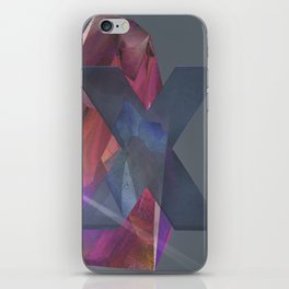 CrystXl iPhone Skin