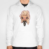 rupaul Hoodies featuring RuPaul - Season 6 by Pizza! Pizza! Pizza!