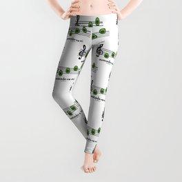 avocado-re-mi Leggings