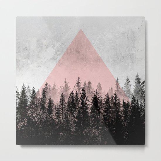Woods 3X Metal Print