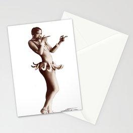 Josephine Baker - Créole Goddess Stationery Cards