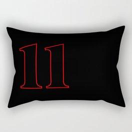 Word Art - Bitchin' Rectangular Pillow
