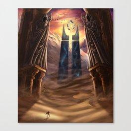Wayward Wanderer Canvas Print