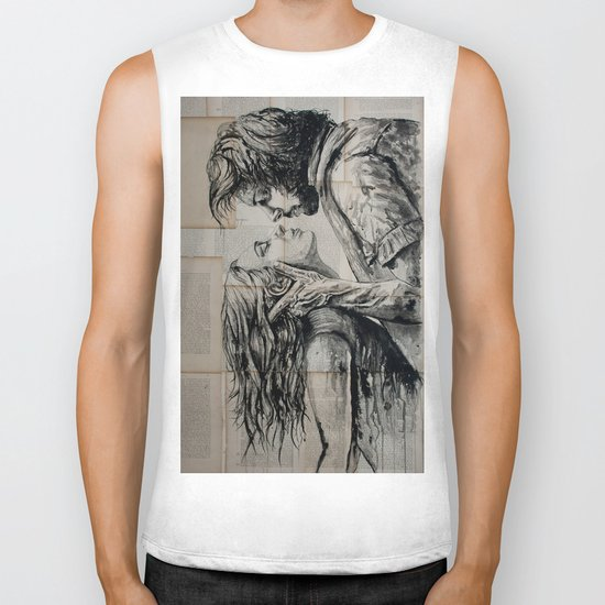 The fury of love Biker Tank