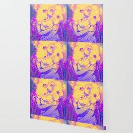 Lavender Goddess Wallpaper