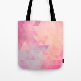 All About The Triangles Tote Bag