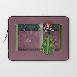 Frozen Anna Coronation Laptop Sleeve