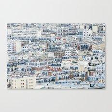 VW #9168 Canvas Print