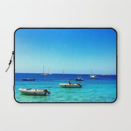 Vieques Floats Laptop Sleeve