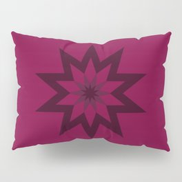 Christmas Mulled Berry Wine Pillow Sham
