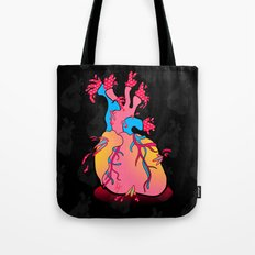 heartburst Tote Bag