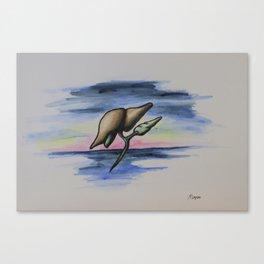No. 36, Hepatic Canvas Print