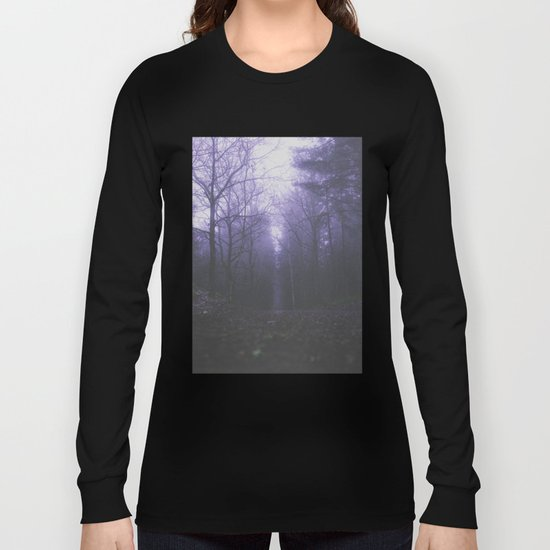 Cold streets Long Sleeve T-shirt