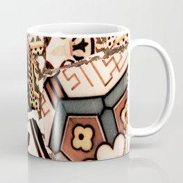 Mosaic field Coffee Mug
