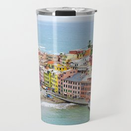 Cinque Terre Colors Travel Mug
