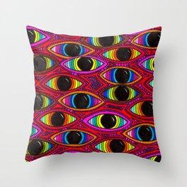 210 - Eyes Throw Pillow