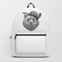 Russian bear Backpack