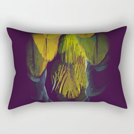 Feather Spine Rectangular Pillow