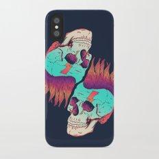 Skull Redux Slim Case iPhone X