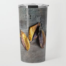 Stages of Decay - Leaves Travel Mug